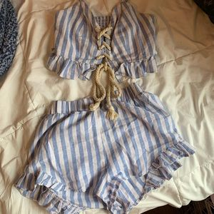 ROMWE Other - Adorable 2 piece !! ROMWE!